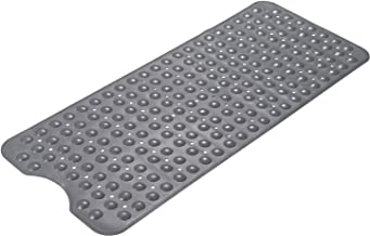 STARKHAUSEN Bath Tub Mat, Larger Suction Cups Bath Mats with Strong Grip, Eco-Friendly TPE Material, Soft and Odorless, Ma...