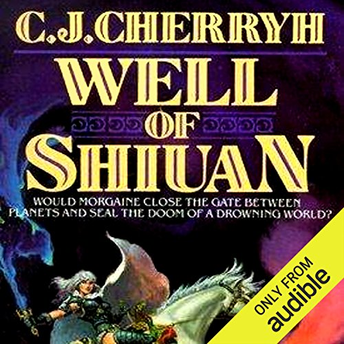 Well of Shiuan audiobook cover art