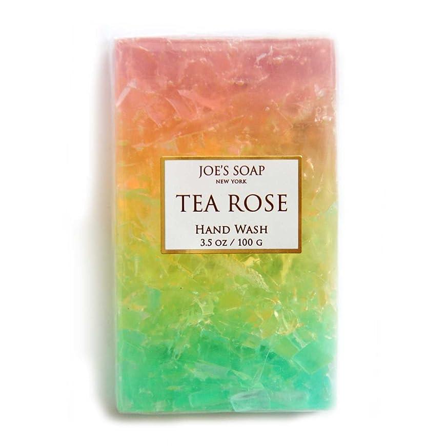 農業の滅多ボタンJOE'S SOAP ジョーズソープ グラスソープ 100g 石けん ボディソープ 洗顔料 せっけん 固形 ギフト