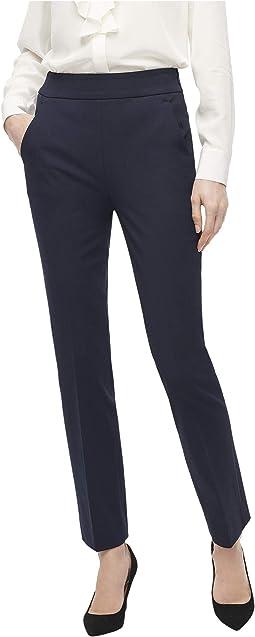 Remi Pants in Bi-Stretch Cotton