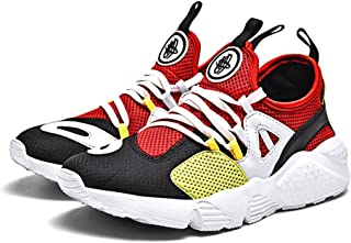 Yong Ding Couple Comfort Mesh Sneakers Unisex Cushion Casual Athletic Running Shoes Breathable Trainers