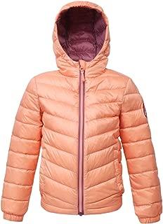 Rokka&Rolla Girls' Ultra Lightweight Hooded Packable Puffer Down Jacket