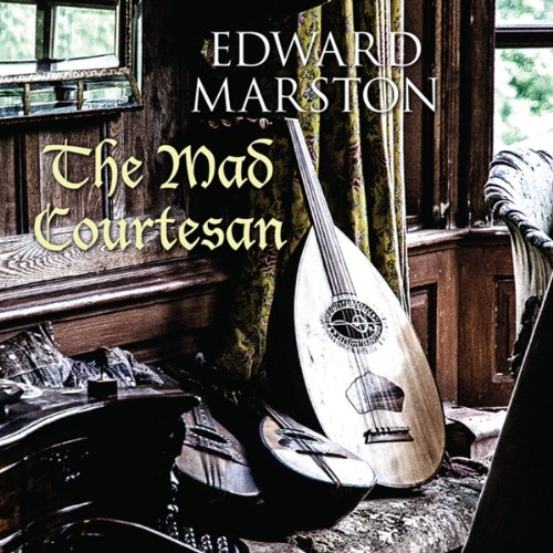 The Mad Courtesan cover art