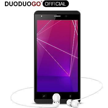 Moviles Libres 4G, DUODUOGO J3 Smartphone Libres 5.0 Pulgadas HD ...