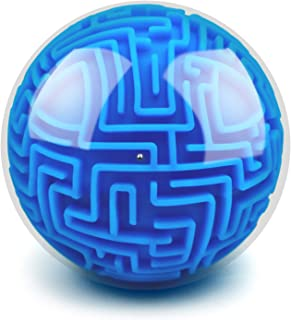 YongnKids Amaze 3D Gravity Memory Sequential Maze Ball Puzzle Toy Regali per Bambini Adulti - Sfide Difficili Amante del G...