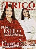 Figurino Tricô Inverno 29 (Portuguese Edition)