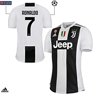 Coppa Italia Uomo Juventus Maglia Mandžukić Gara Home 2017-2018 ...