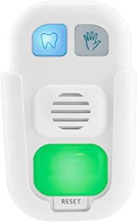 LUXSWAY Kids Musical Timer for Teethbrushing, 20 Seconds Hand Wash Timer and 2 Minutes Teeth Brush Timer Musical for Kids ...