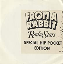 """From A Rabbit - 6"""" - Stickered sleeve"""
