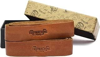 Trip Machine Company GPTN Grips Wrap Set (Set of 2, Tan Brown)