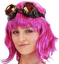 TV Store Scott Pilgrim Vs. The World Ramona Flowers Costume Wig (Hot Pink)