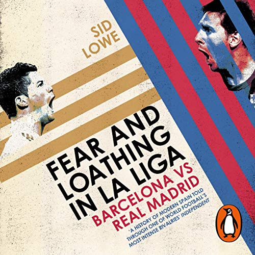 Couverture de Fear and Loathing in La Liga
