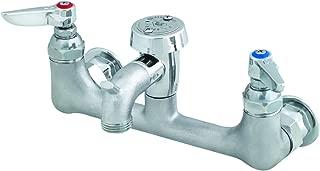 TS Brass B-0674-RGH Service Sink Faucet, Chrome