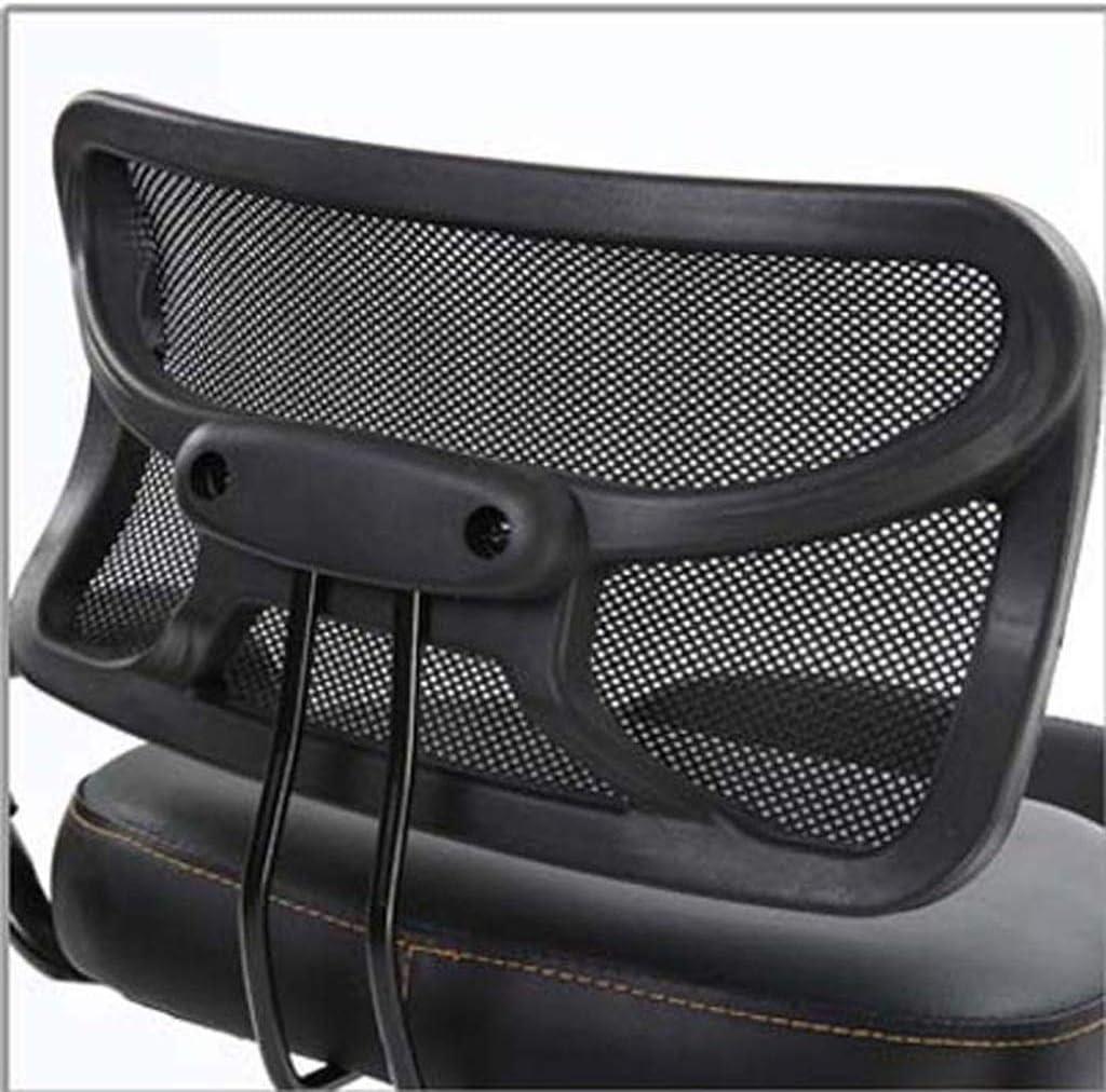 Genoux orthopédique bureau ergonomique Posture Tabouret Chaise siège avec dossier Hauteur d'assise réglable (Color : Blue) Blue