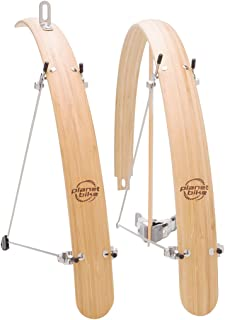 bamboo bike fenders