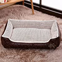 猫 犬 ベッド ドッグ 小型犬 中型犬 ペットベッド かわいい おしゃれ 無地 ハウス ペット クッション 猫ベッド ペット用品 あったかベッド ふわふわ もこもこ 寝具 耐噛み マット敷き 汚れにくい 丈夫 動物