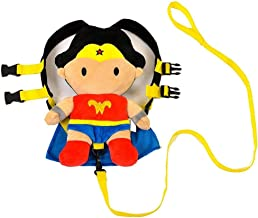 KidsEmbrace Wonder Woman 2-in-1 Child Safety Harness and Travel Buddy