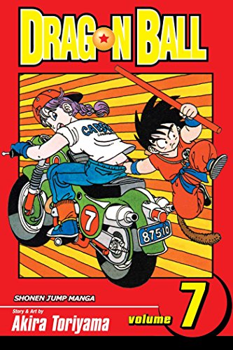 DRAGON BALL SHONEN J ED GN VOL 07
