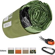 Bearhard Emergency Sleeping Bag Emergency Gear Bivy Sack Ultralight Waterproof Thermal..