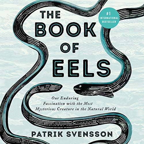 The Book of Eels audiobook cover art