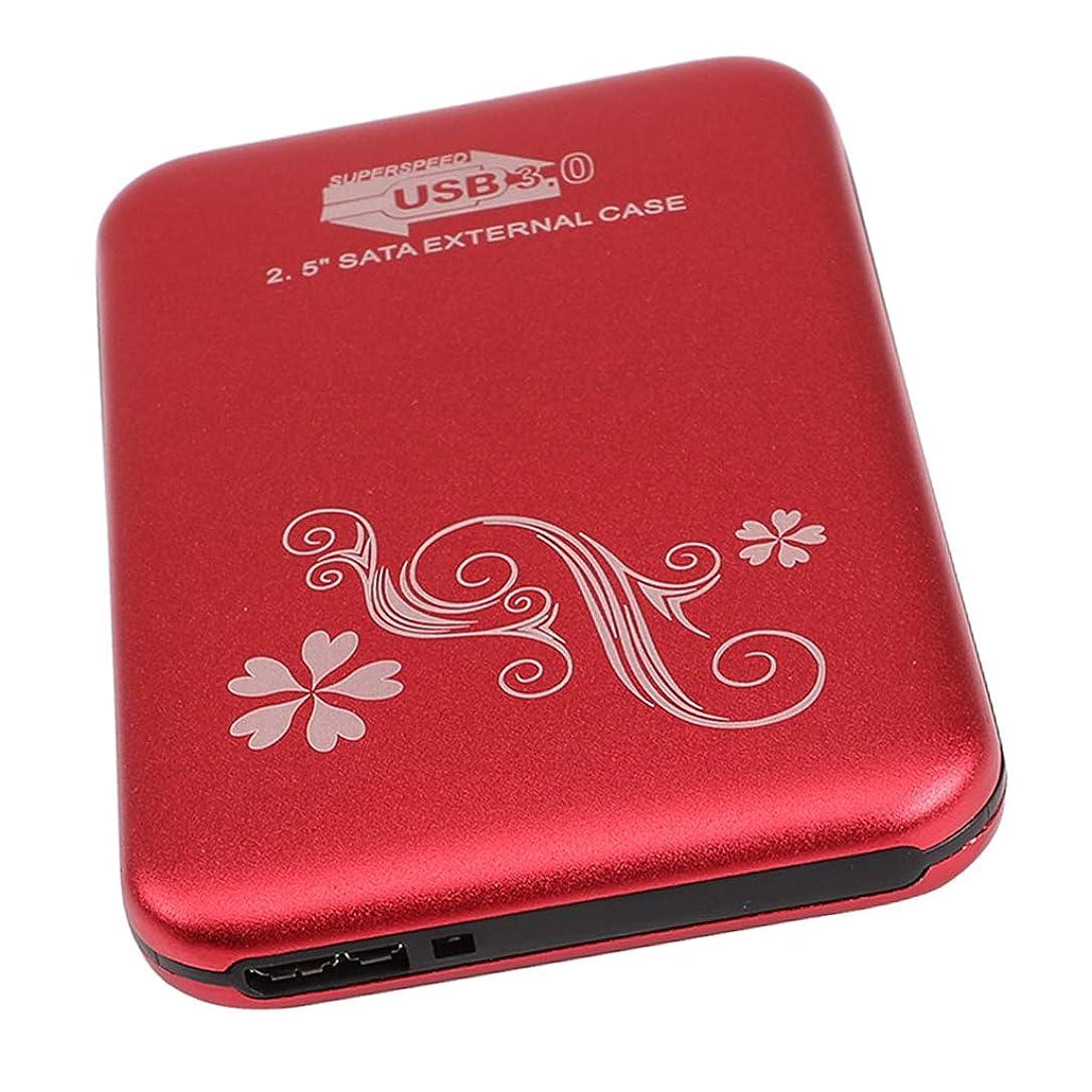 アウトドアシガレットボールSATA 外付ハードディスクドライブ HDD/SSDエンクロージャ 高速 USB 3.0接続 2.5インチ - 160G
