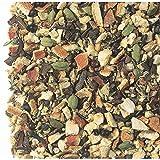 Tisana - Tisana para mujer, energizante 50 g, 12/14 tazas, en bolsa con cremallera, plegable con aroma a salva, tisantea - Tisana energizante, fabricado y confeccionado en Italia.