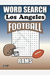 Los Angeles Rams Word Search: Word Find Puzzle Book For All Rams Football Fans Paperback