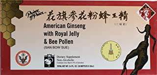 American Ginseng & Royal Jelly & Bee Pollen Prince Of Peace 10 Vial