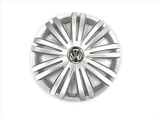 Genuine Wheel Center Hub Cap Diamond Silver For VW Passat 561601147A8Z8