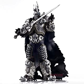 Haoli-dongman World of Warcraft Heroes of The Storm - Series Lich King Arthas Action Figure (7inch)