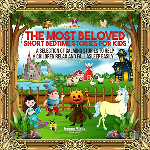『The Most Beloved Short Bedtime Stories for Kids』のカバーアート