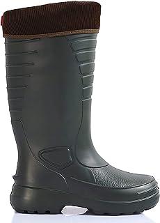Lemigo Lightweight EVA Thermo Rubber Wellington Boots