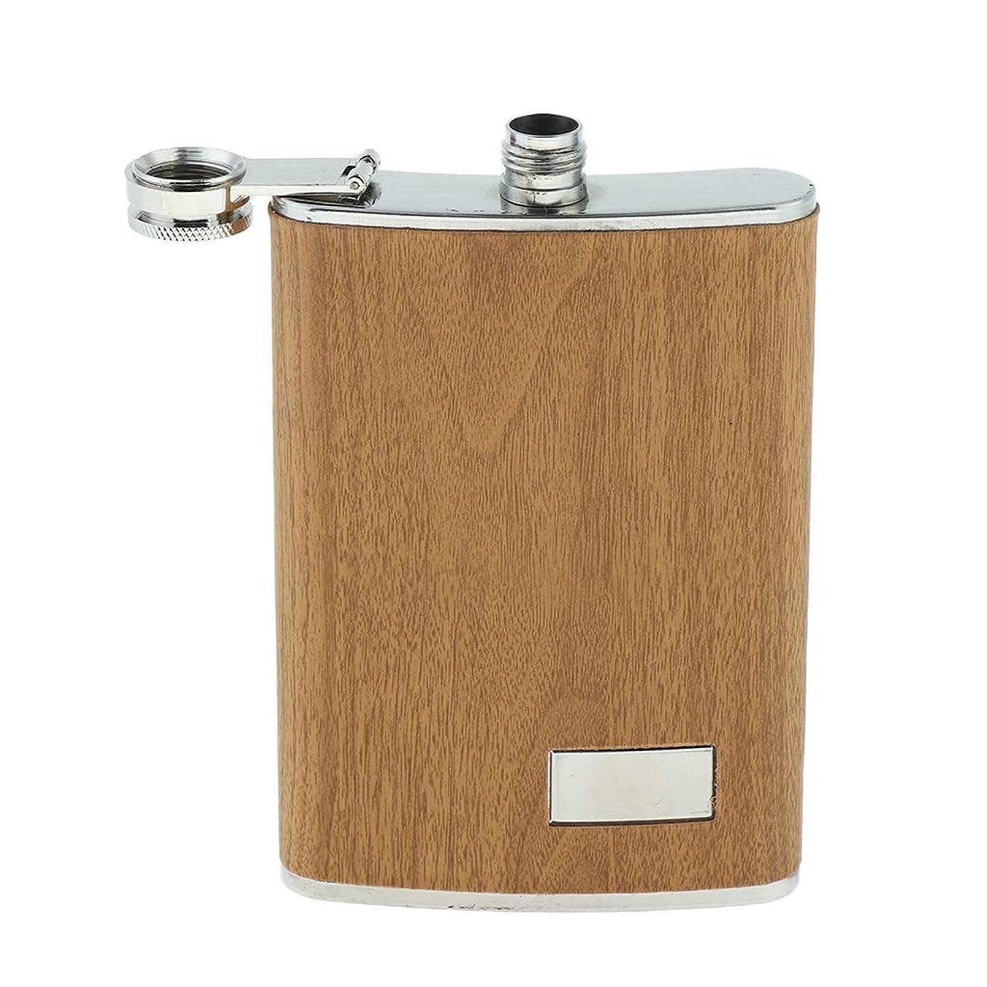 トークン埋め込む有益CUTICATE フラスコ スキットル 酒ボトル ステンレス ウイスキー アルコール 携帯用 耐食性 漏れない ステンレス