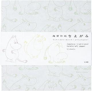 学研ステイフル ムーミン 千代紙 和紙 ムーミン H05525
