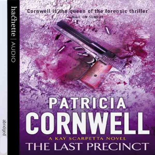 The Last Precinct audiobook cover art