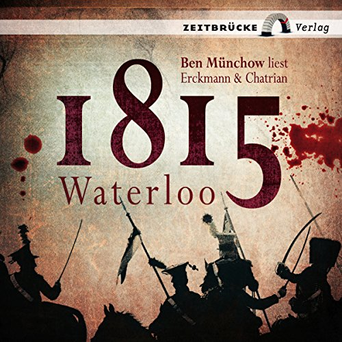 1815 audiobook cover art
