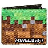 Minecraft Dirt Block Bi-Fold Wallet