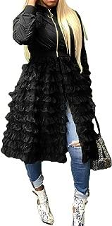 long bomber jacket womens plus size