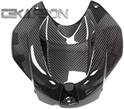 Tekarbon Replacement for Front Tank Cover, Carbon Fiber, BMW S1000RR / HP4 2015-2017