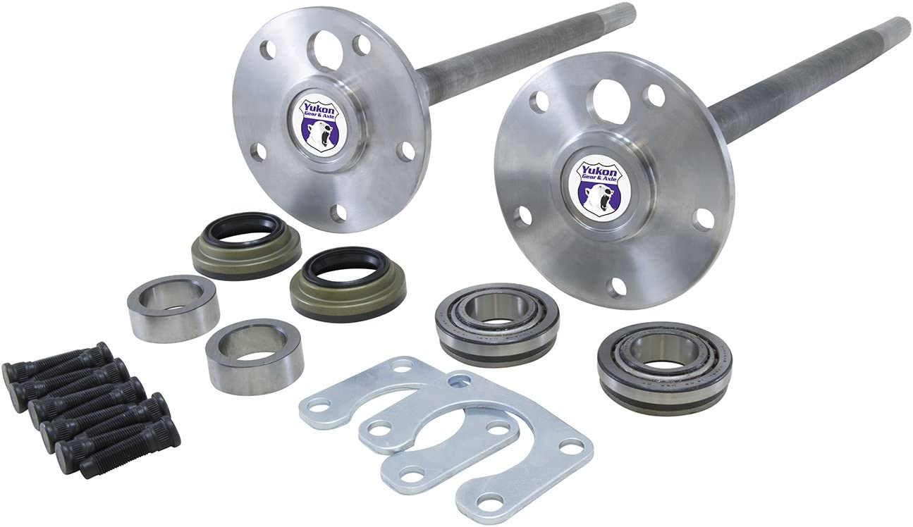 Yukon YA FBRONCO-3-28 1541H New Superior Free Shipping Alloy Rear for Kit Bronc Ford Axle