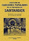 Colección de cantos populares de la provincia de Santander