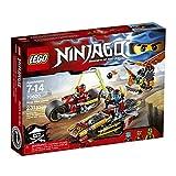 LEGO Ninjago Ninja Bike Chase 70600 by LEGO