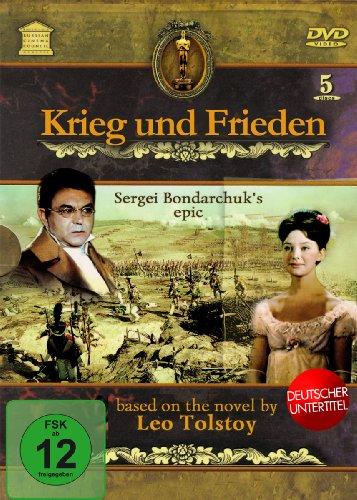Krieg und Frieden [5 DVDs]