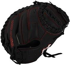 "Under Armour Baseball UACM-100 Framer Series Baseball Catching Mitt, Black, Adult 33.5"""