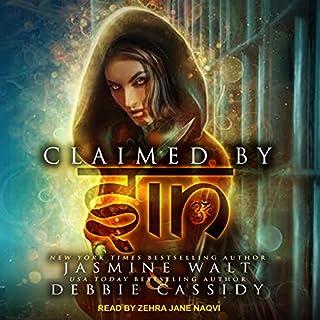 Page de couverture de Claimed by Sin