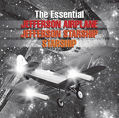 The Essential Jefferson Airplane/Jefferson Starship/Starship