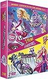 Barbie-Coffret: Aventures dans Les étoiles + Agents Secrets