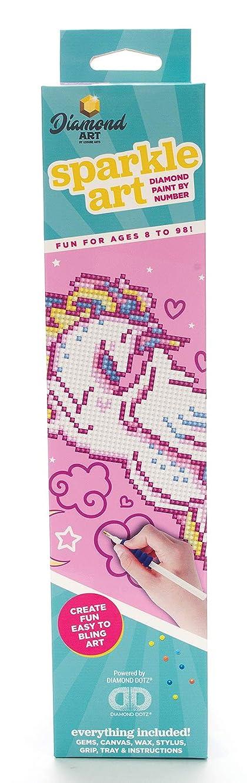 Diamond Art By Leisure Arts DMA50480 Kit8x8