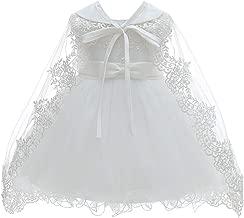 Silver Mermaid Baby Girls Christening Baptism Dress Satin and Tulle Baby Girl Dress for Flower Girl & Birthday