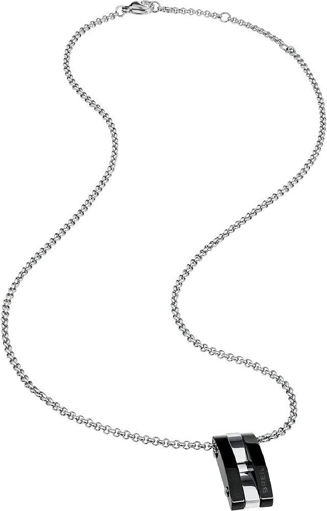 Breil collana per uomo in acciaio TJ1919